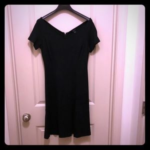 Black Ann Taylor dress 6